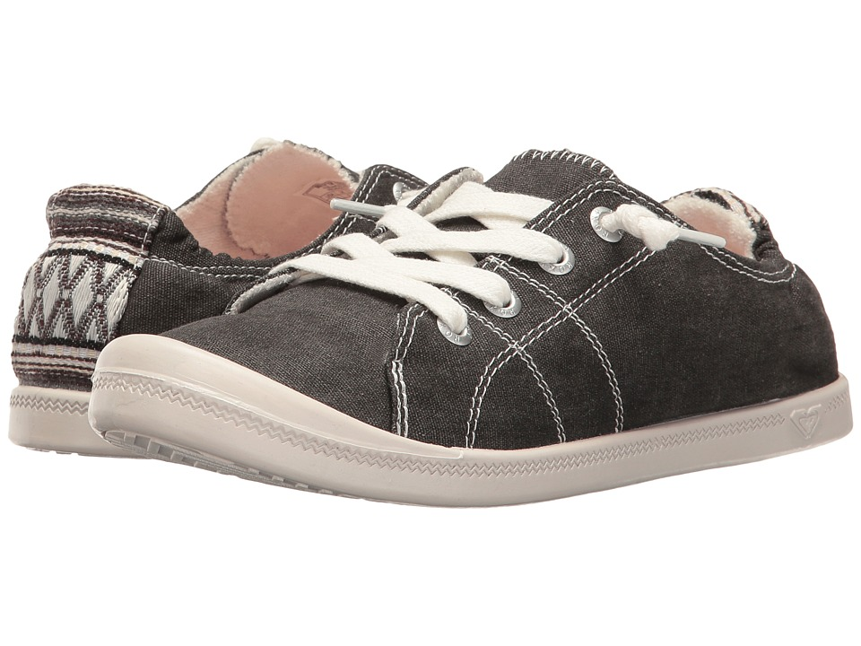 Roxy - Rory (Black 3) Women's Lace up casual Shoes