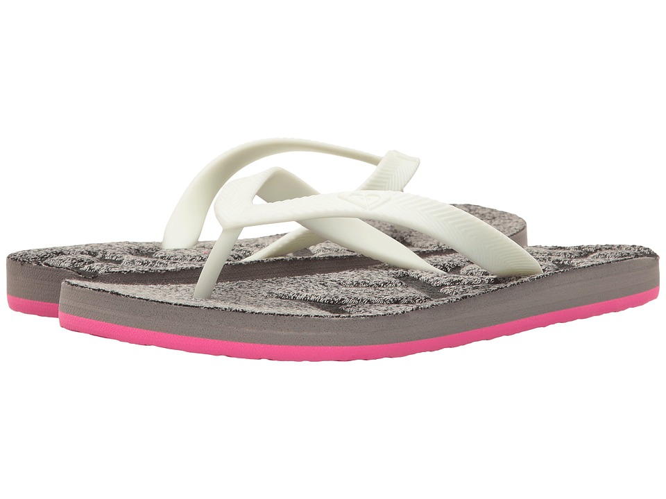Roxy - Playa (Grey) Women's Sandals