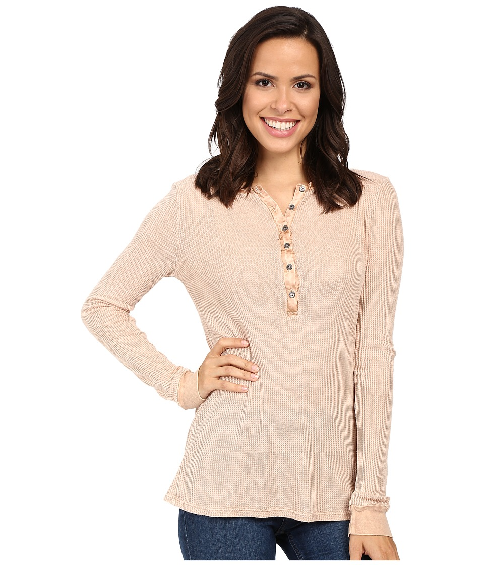 Project Social T - Layer Me Thermal (P. Apricot) Women's Sweatshirt