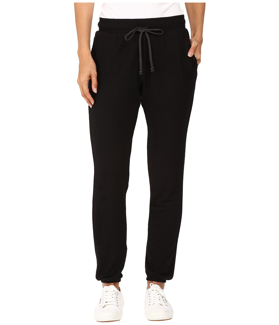Project Social T - Cozy Pants (Black) Women's Casual Pants