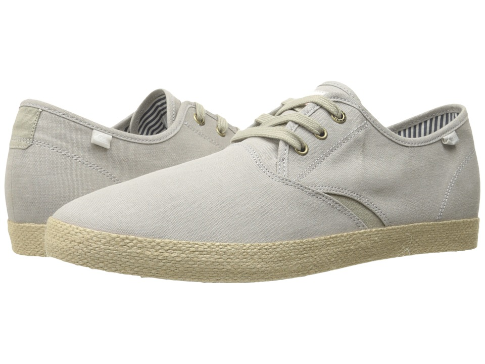 Quiksilver - Shorebreak Deluxe ESP (Tan Solid) Men's Skate Shoes