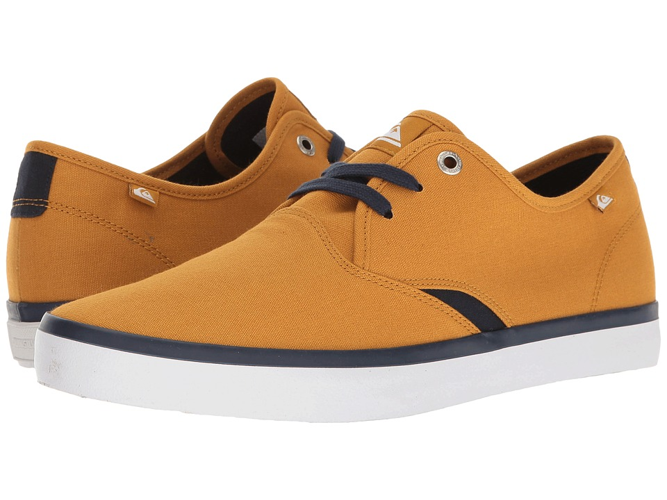 Quiksilver - Shorebreak (Orange/Orange/White) Men's Shoes
