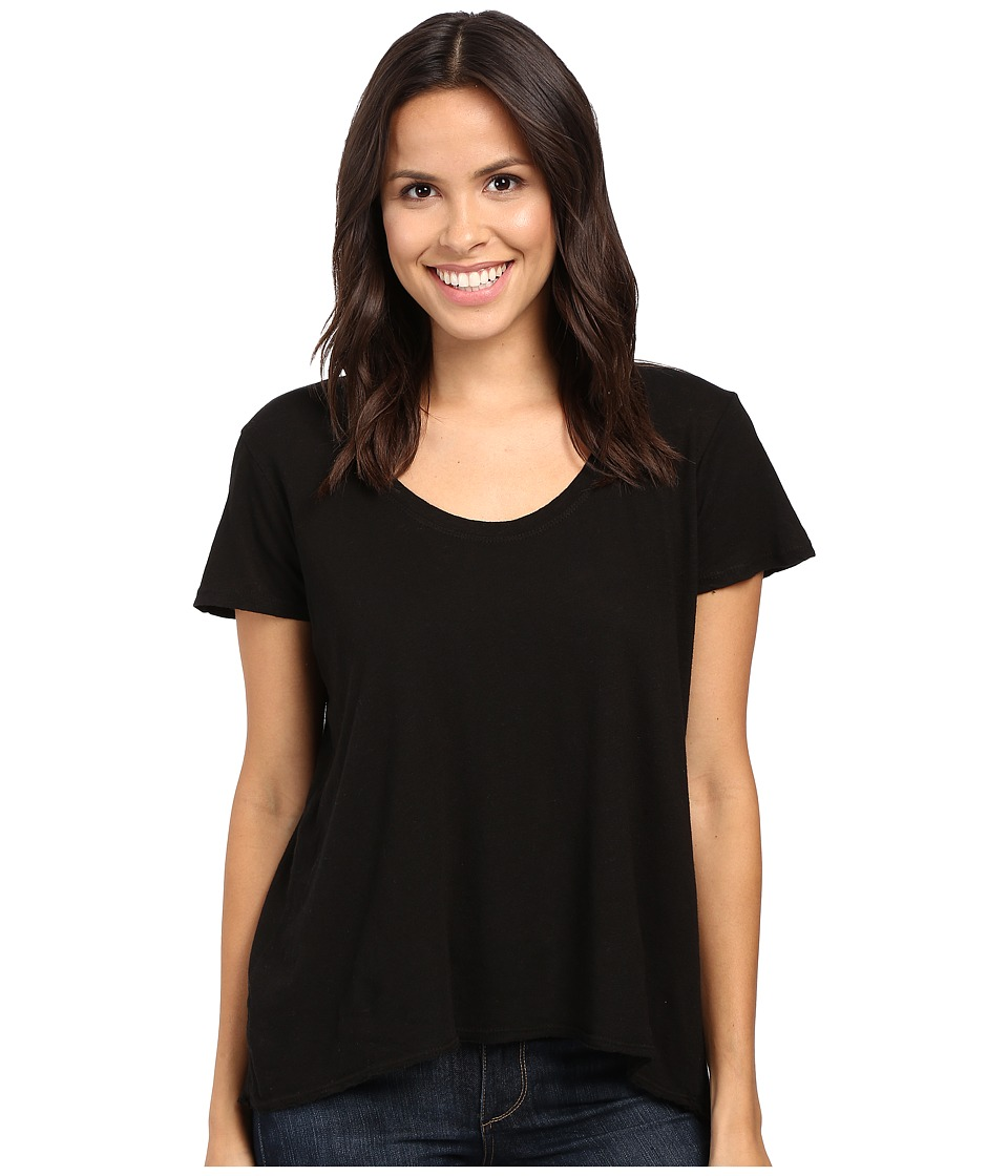 Project Social T - Easy Tee (Black) Women's T Shirt