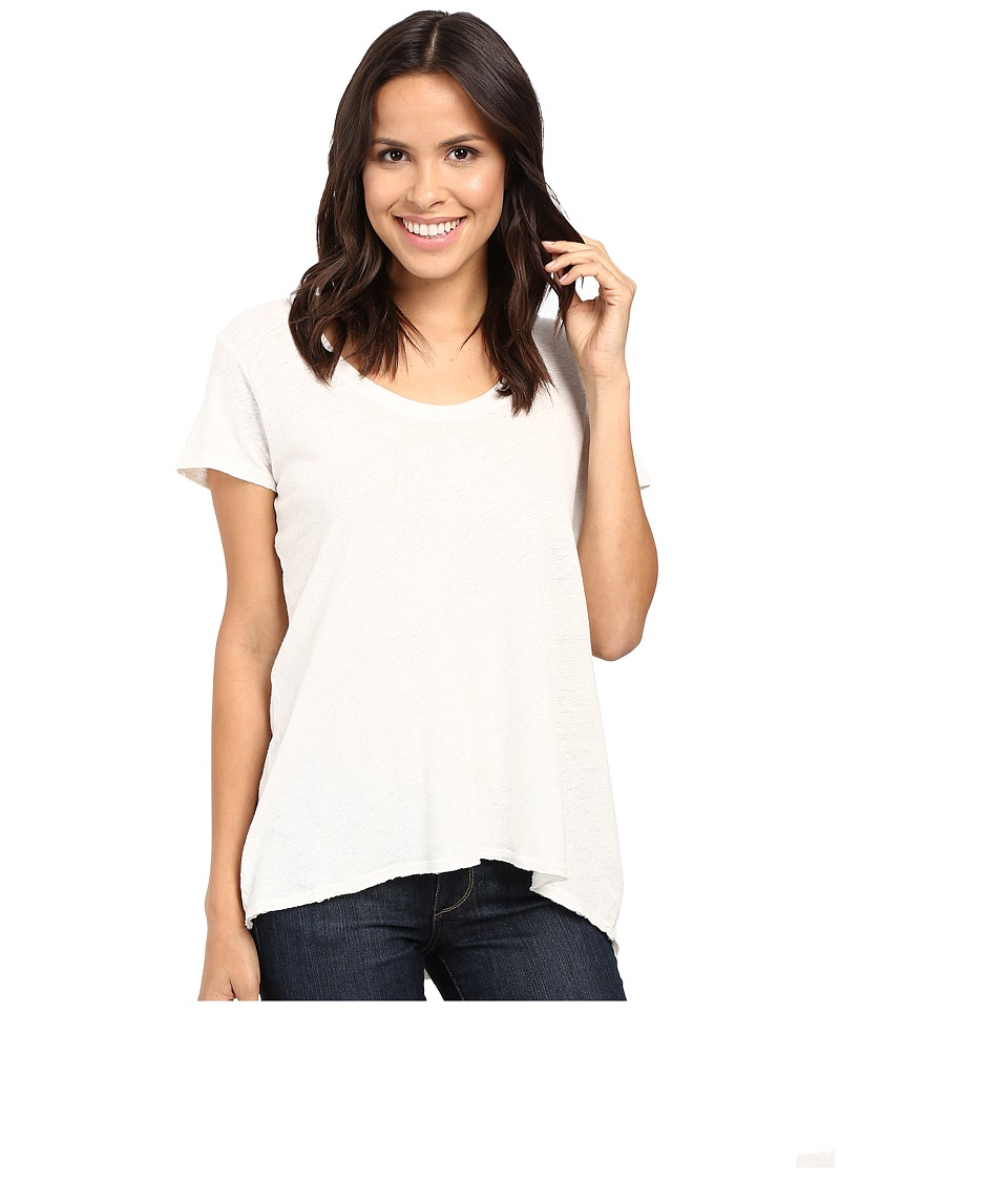 Project Social T - Easy Tee (Off-White) Women's T Shirt