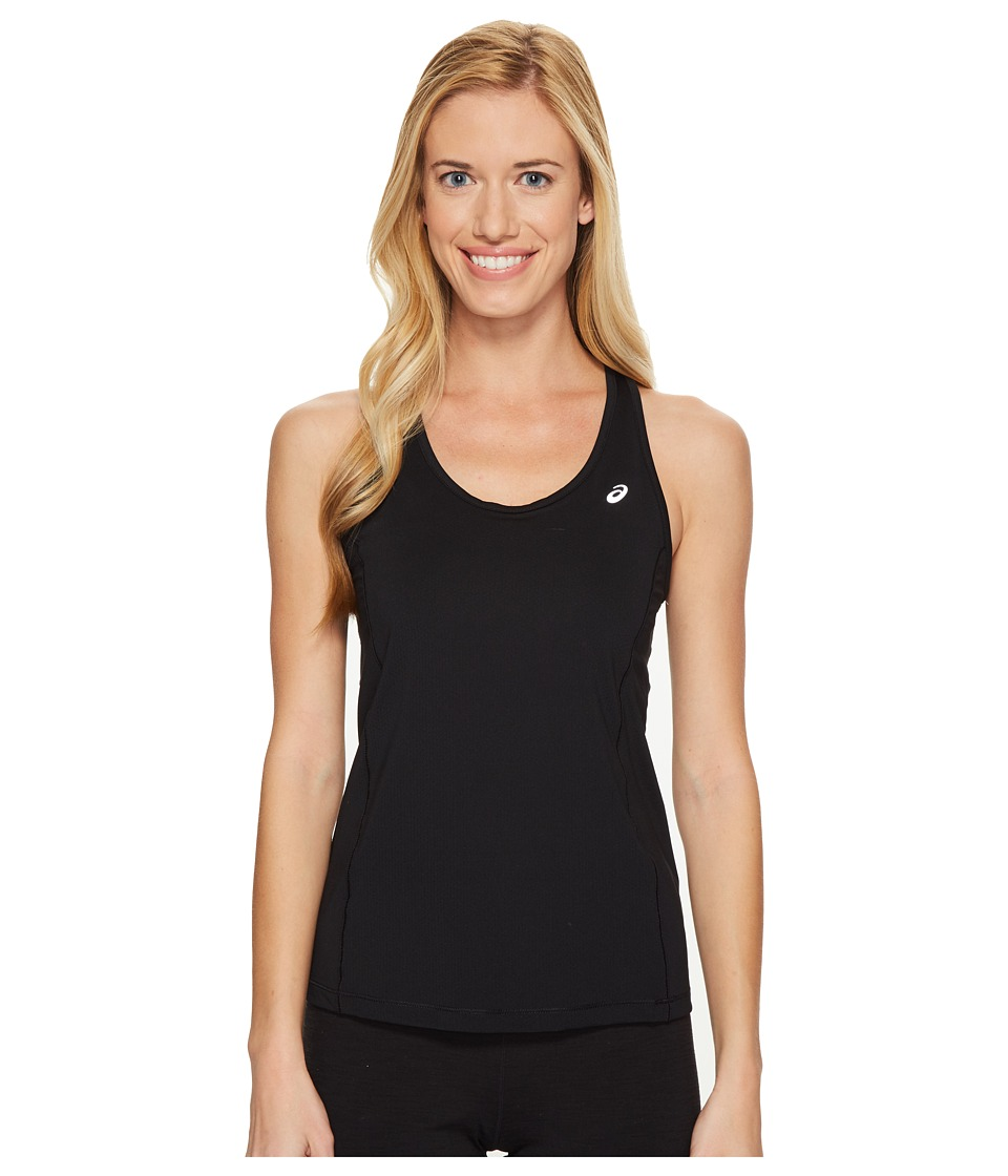 ASICS - Emma Racerback Tank Top (Performance Black) Women's Sleeveless