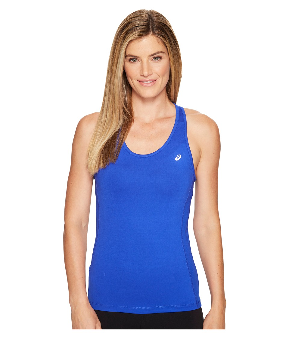 ASICS - ASX Dry Tank Top (New Blue) Women's Sleeveless