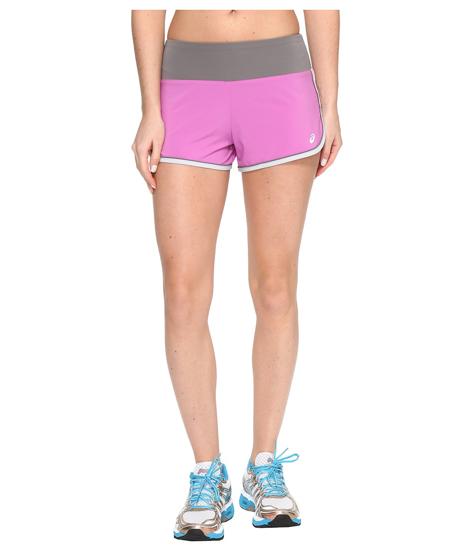 ASICS - Everysport Shorts (Orchid) Women's Shorts