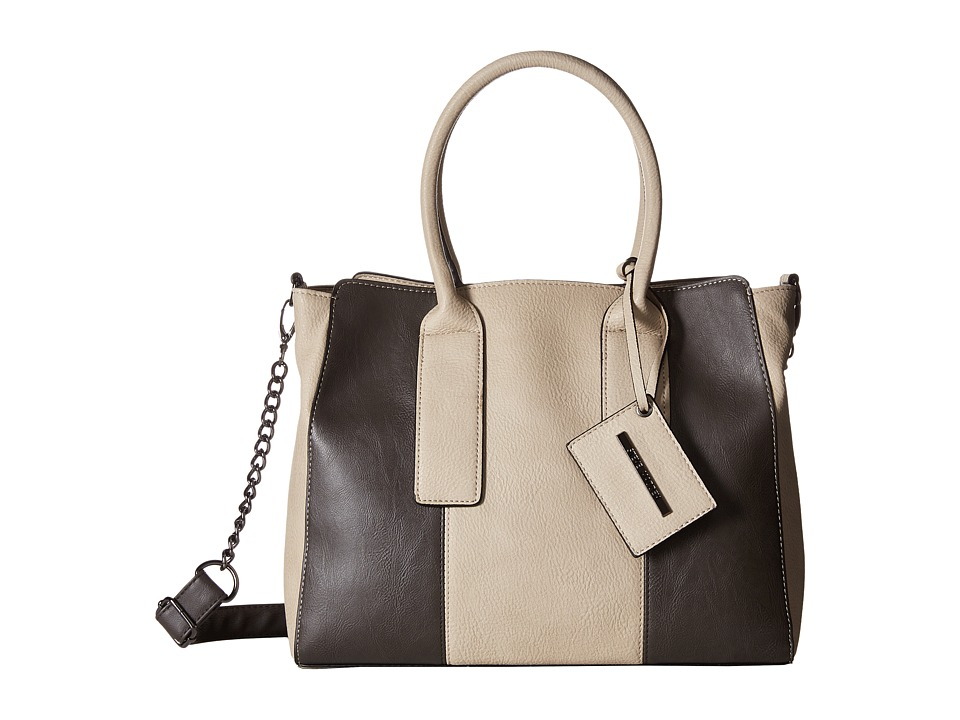 Steve Madden - BPepper 3 Satchel (Bisque) Satchel Handbags