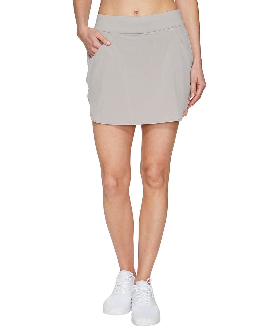 Columbia - Solar Ridge Skort (Flint Grey/Light Coral) Women's Skort