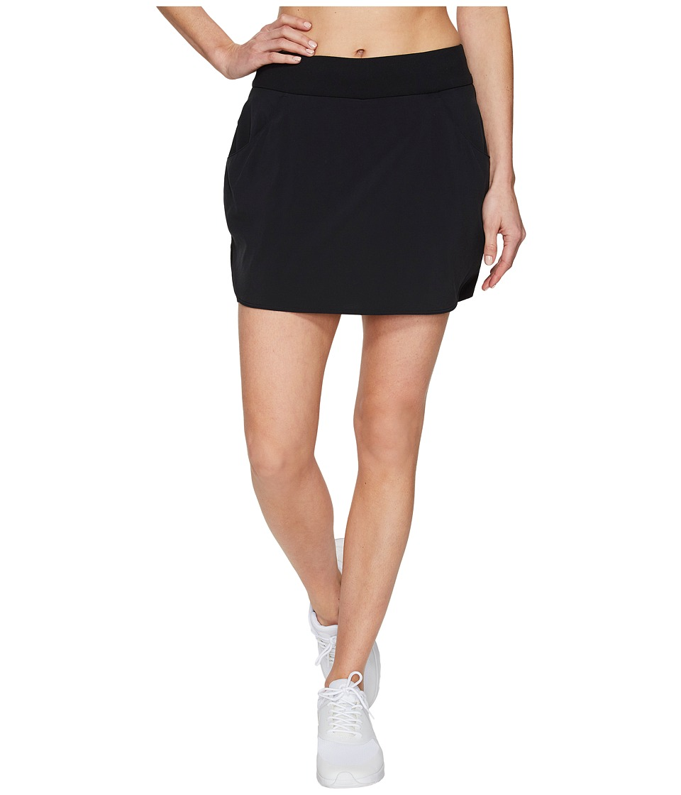 Columbia - Solar Ridge Skort (Black) Women's Skort