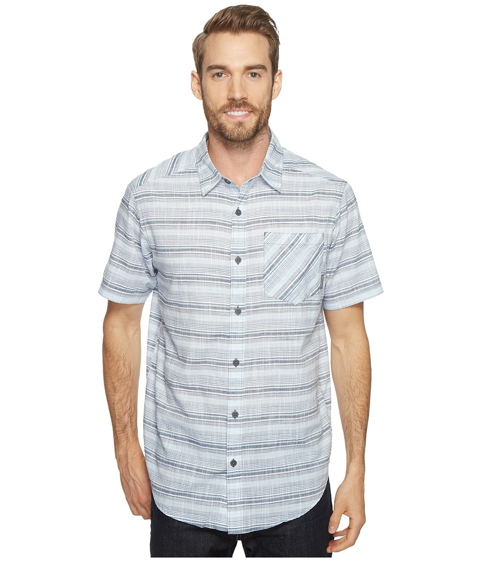 Columbia - Katchortm II S/S Shirt (Zinc Ombre) Men's Clothing