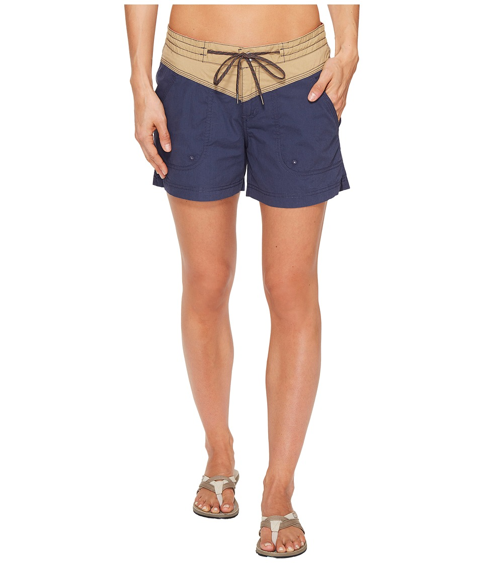 Columbia - Down the Path Shorts (Crouton/Nocturnal) Women's Shorts