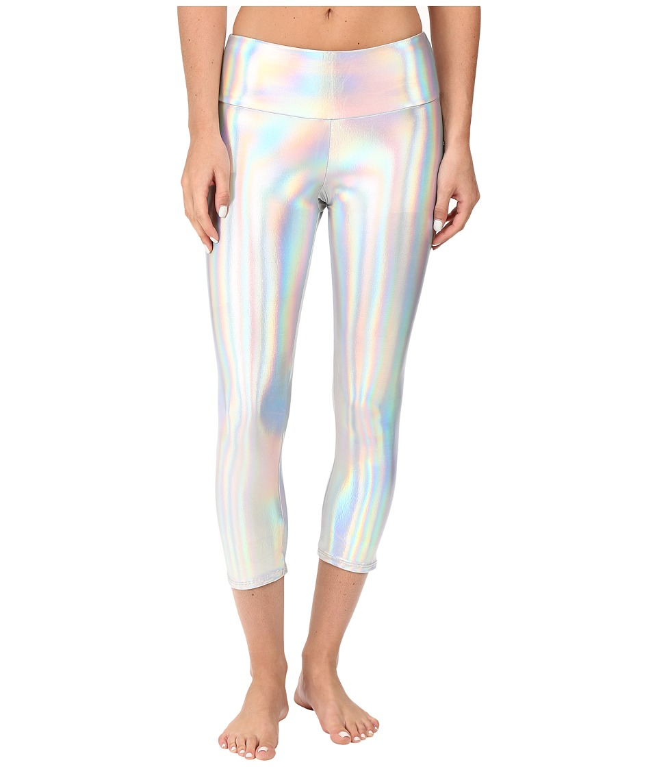 Onzie - Mermaid Capri Leggings (Mermaid) Women's Casual Pants