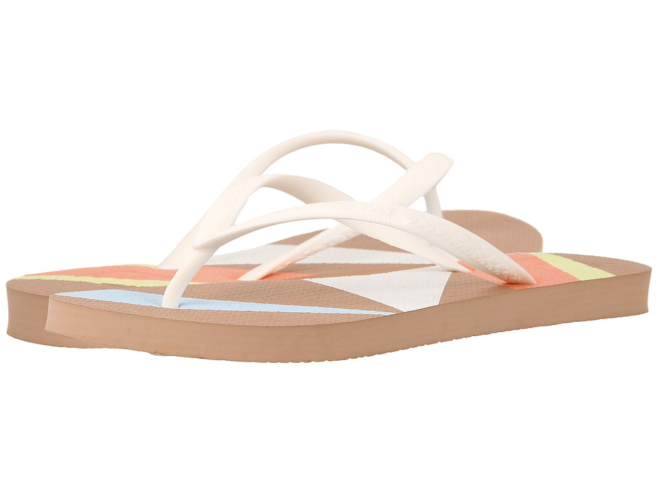 Reef - Escape Prints (Tan Geo) Women's Sandals