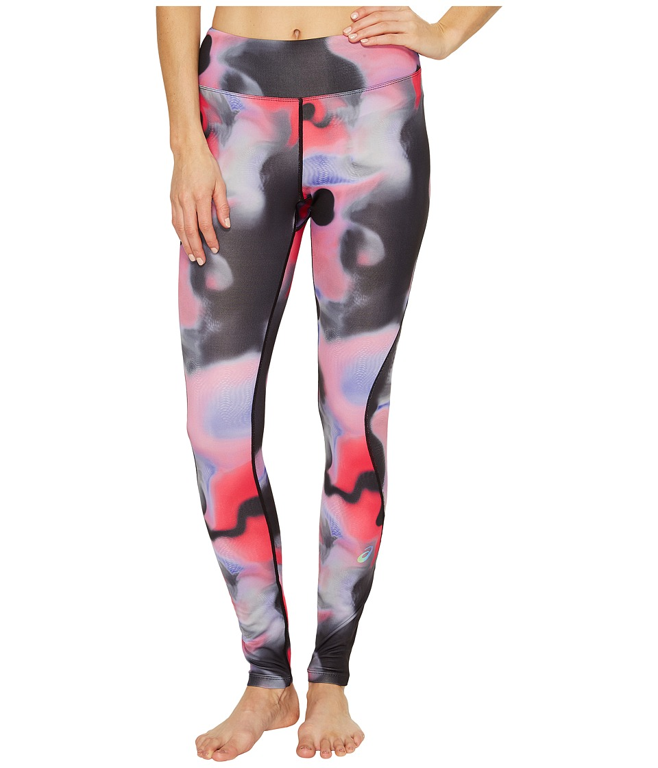 ASICS - Long Tights (Carpe Diem Print) Women's Workout