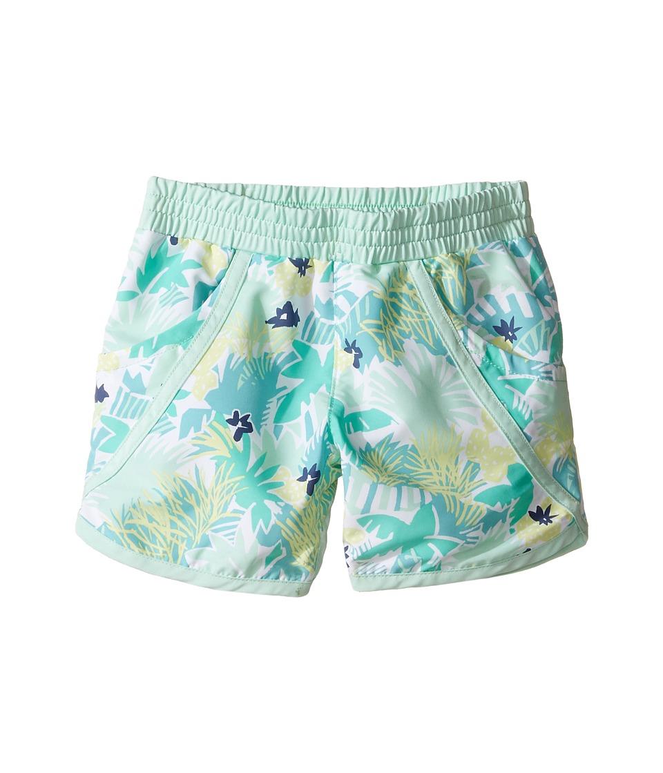 Columbia Kids - Solar Streamtm II Boardshort (Toddler) (Sea Ice Cactus) Girl's Swimwear