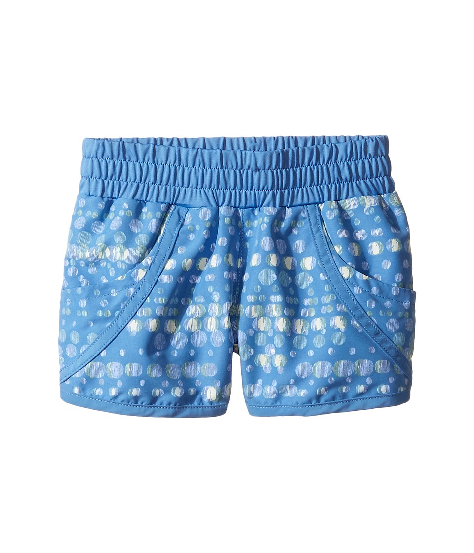 Columbia Kids - Solar Streamtm II Boardshort (Toddler) (Medieval Bubble Dot) Girl's Swimwear