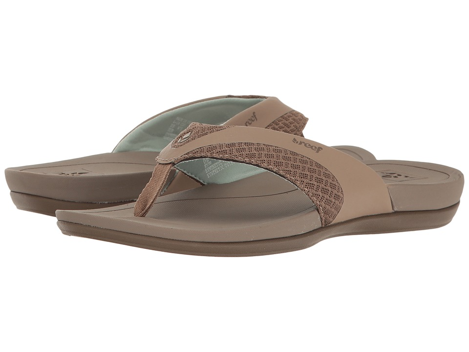 Reef - Energy (Taupe Grey) Women's Sandals