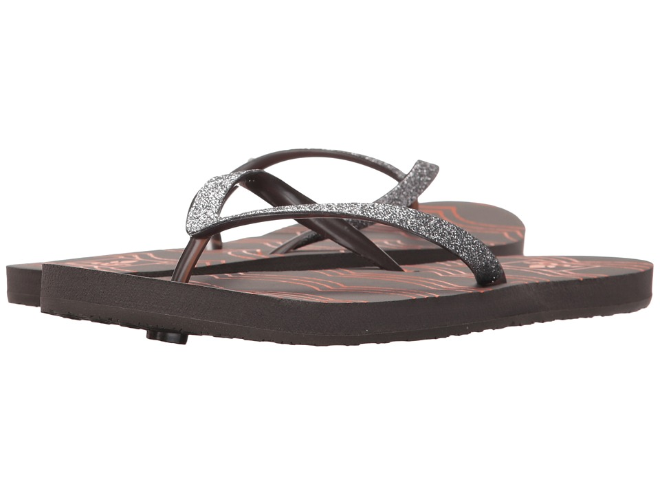 Reef - Stargazer Prints (Pewter Waves) Women's Sandals