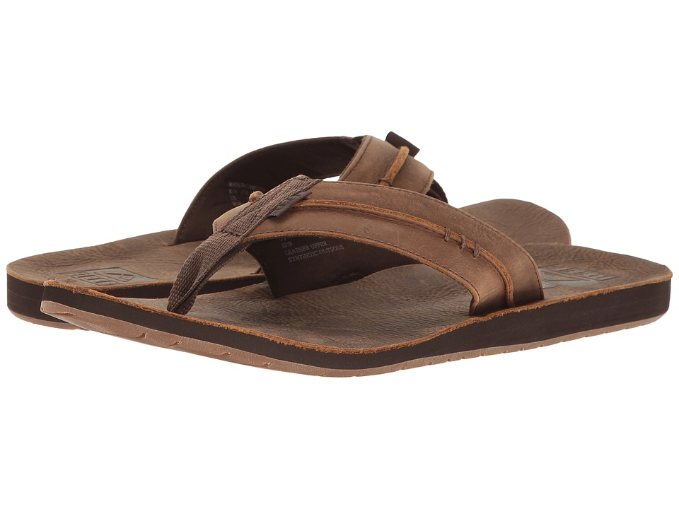 Reef - Marbea Waterproof (Dark Brown) Men's Sandals
