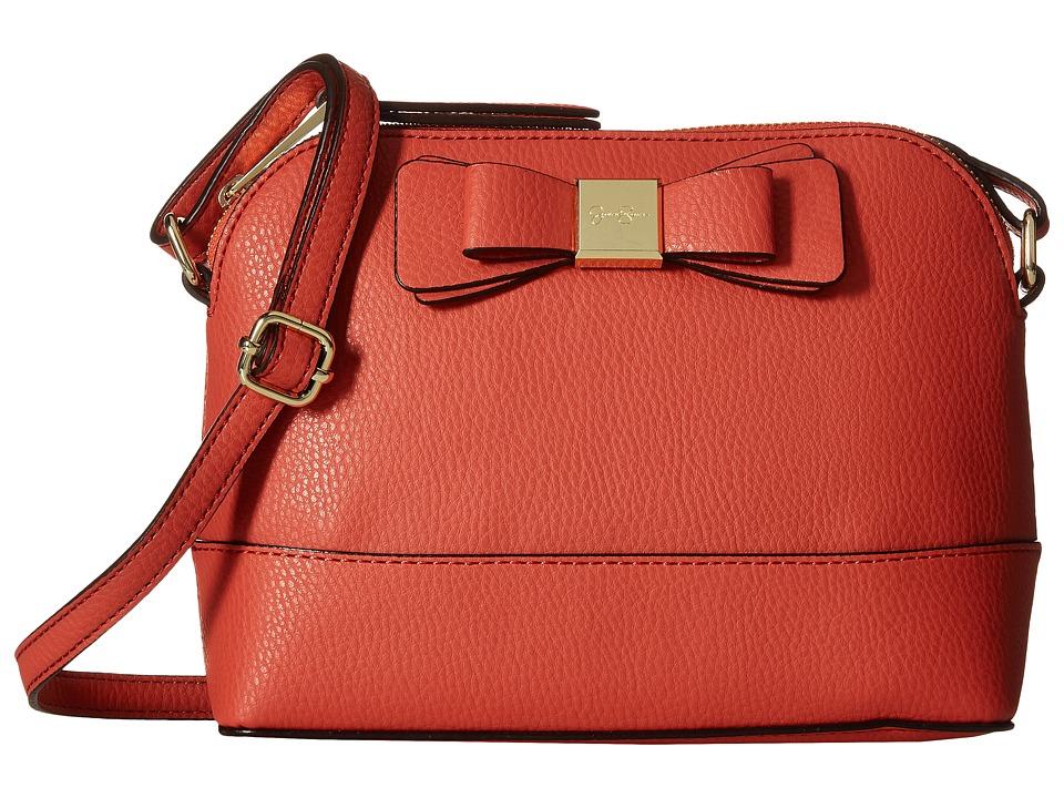 Jessica Simpson - Evette Crossbody (Cayenne) Cross Body Handbags