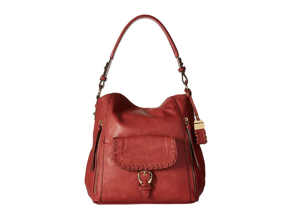 Jessica Simpson - Selita Hobo (Russet) Hobo Handbags