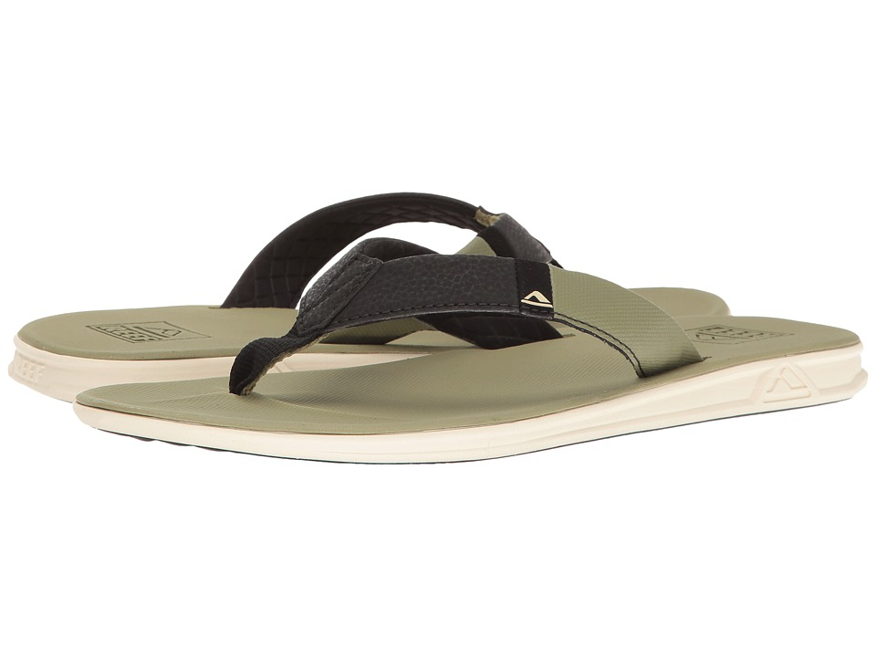 Reef - Slammed Rover (Dried Herb) Men's Sandals