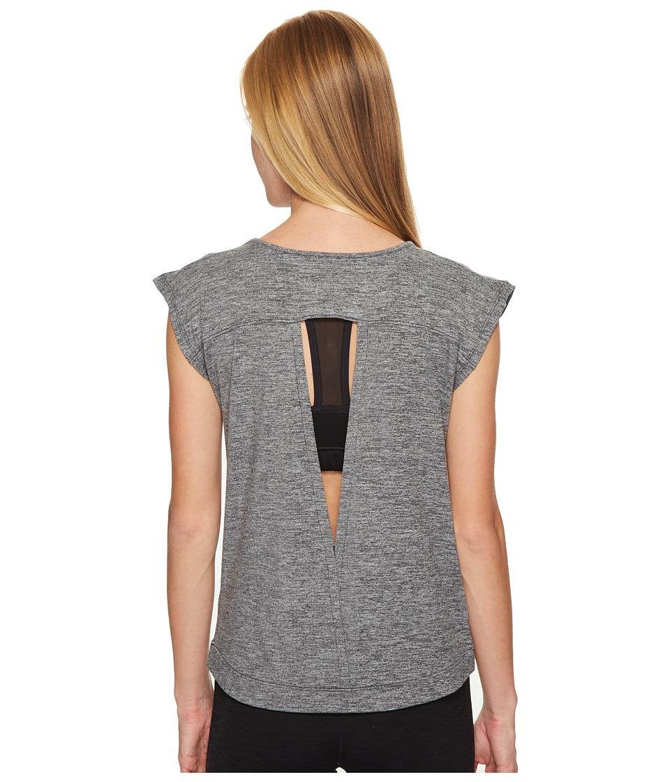 ASICS - ASX Lux Short Sleeve Top (Performance Black) Women's T Shirt