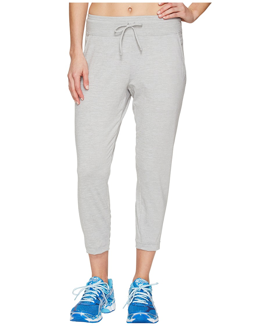 ASICS ASX Lux Capri (Light Grey Heather) Women