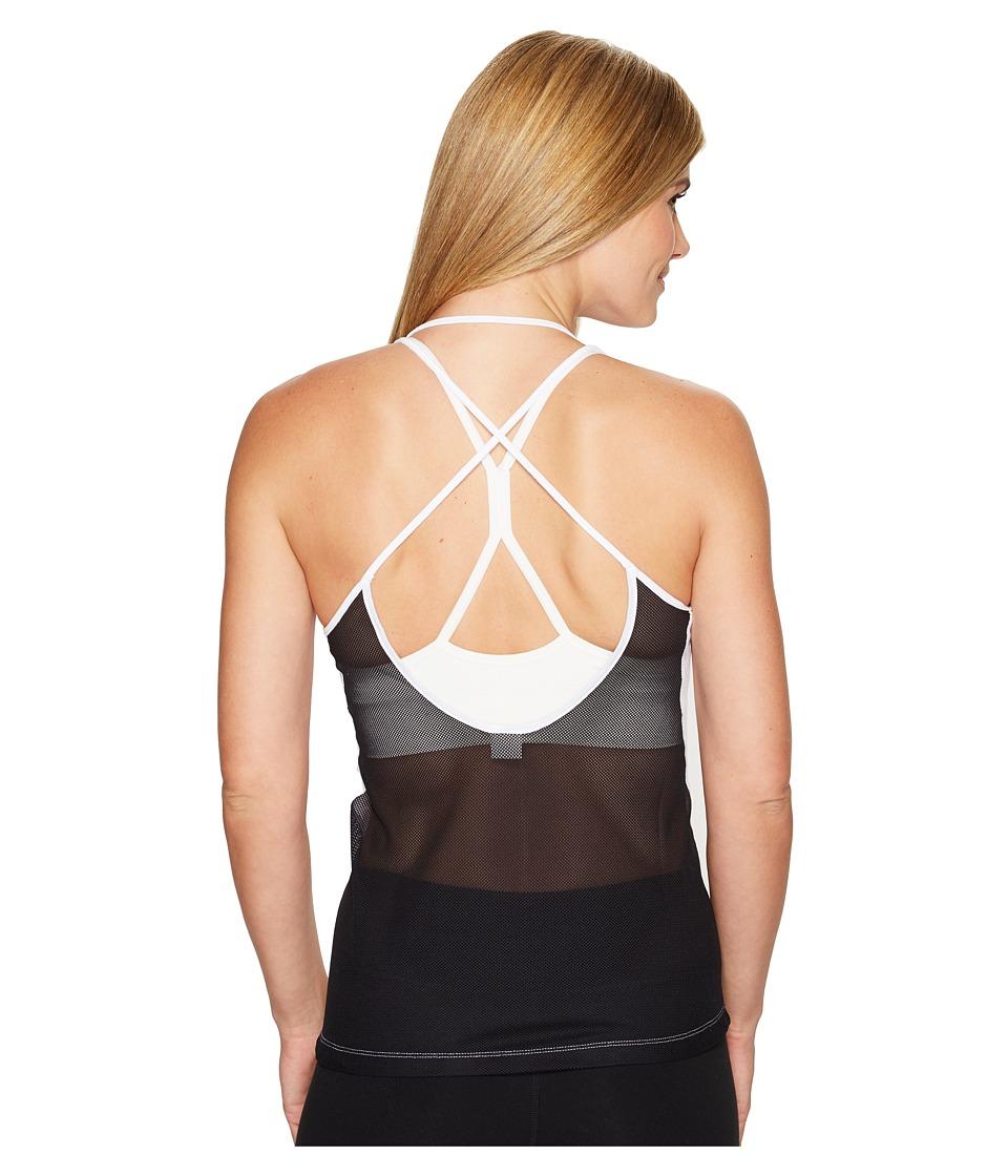 ASICS - Layering Tank Top (Real White) Women's Sleeveless