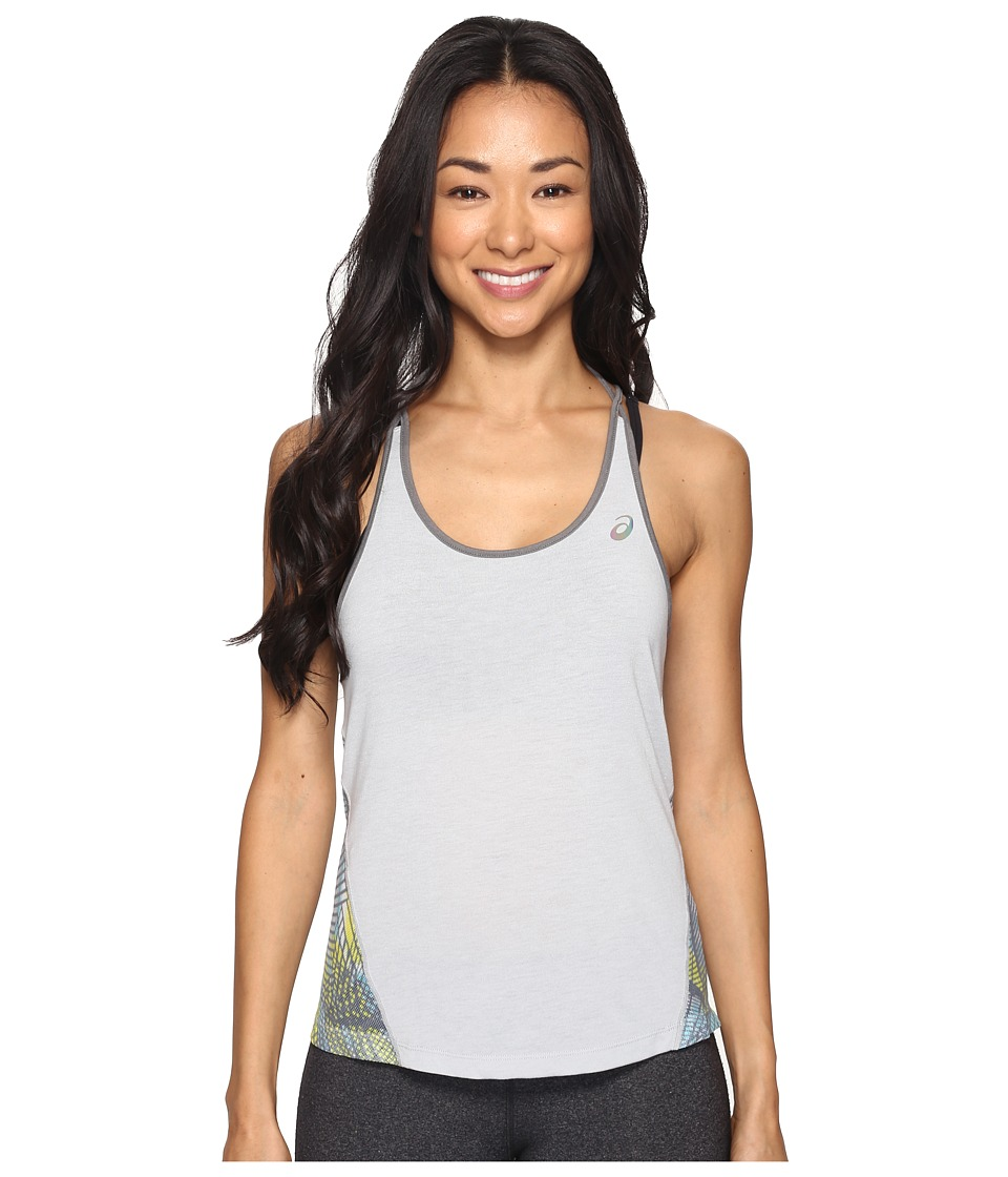ASICS - Layering Tank Top (Mid Grey) Women's Sleeveless