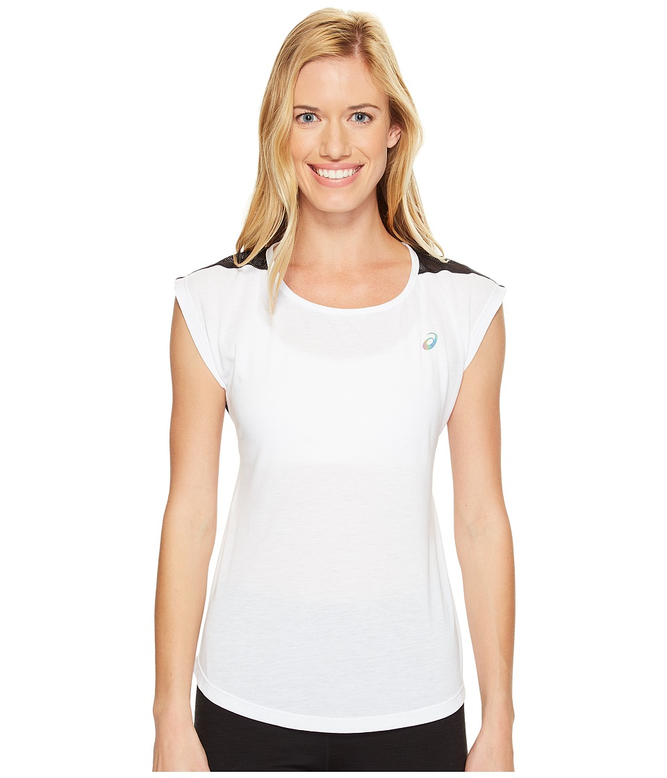 ASICS Novel-Tee (Real White) Women