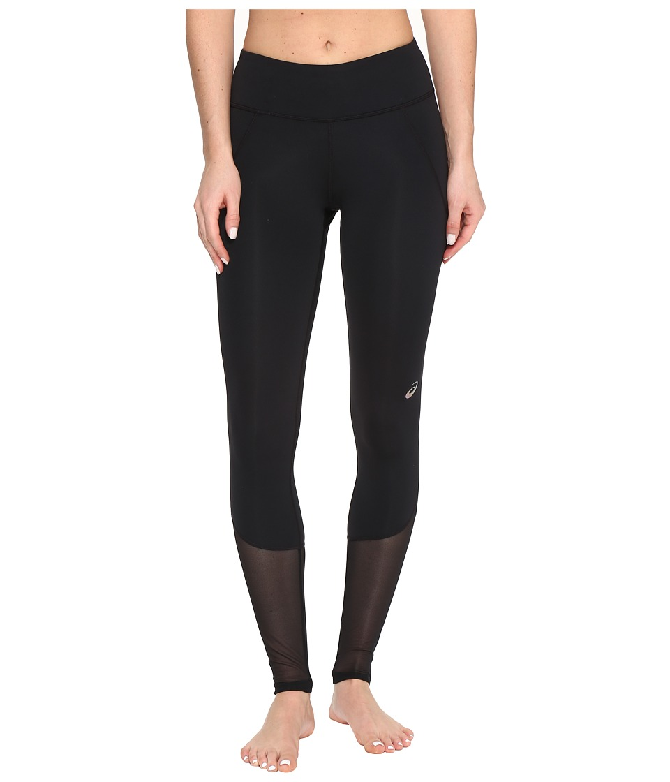 ASICS - Panel Tights (Performance Black) Women's Workout