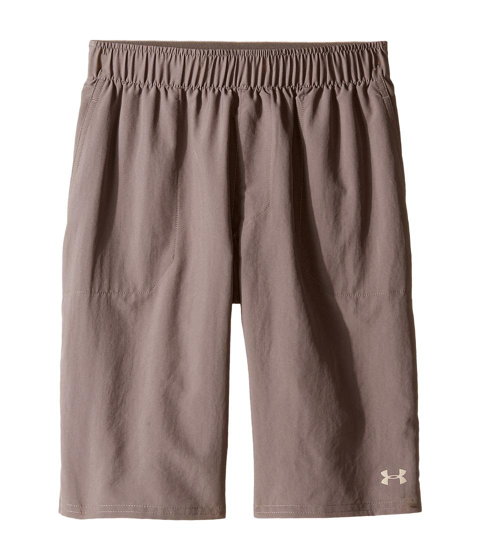 Under Armour Kids - Coastal Short (Big Kids) (Fresh Clay/Desert Sand) Boy's Shorts