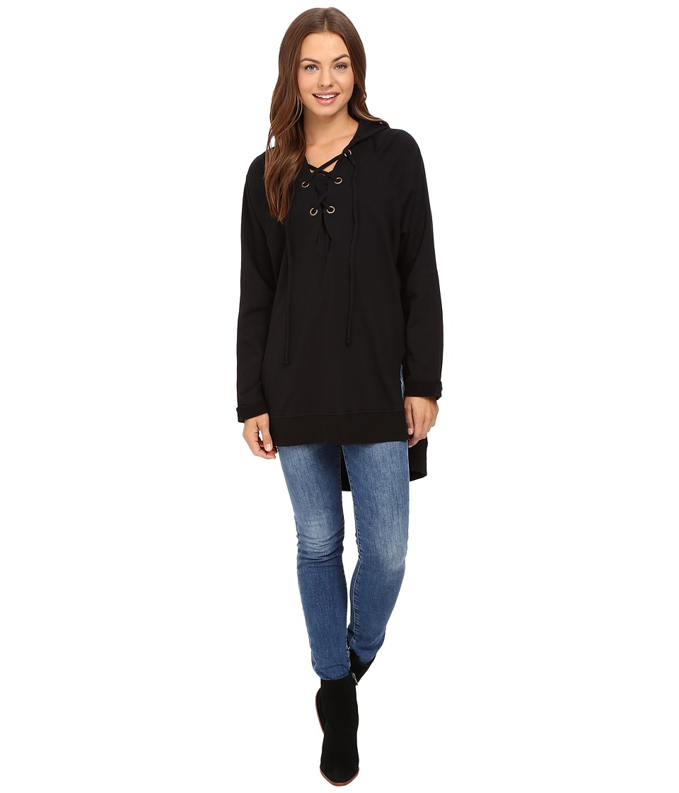 Young Fabulous & Broke - Lilah Sweater (Black) Women's Sweater