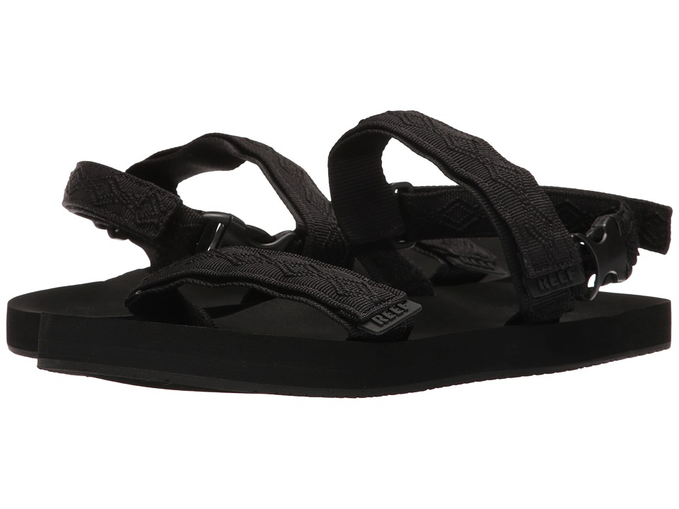 Reef - Convertible (Black 2) Men's Sandals