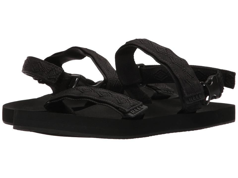 Reef - Convertible (Black 2) Men's Sandals