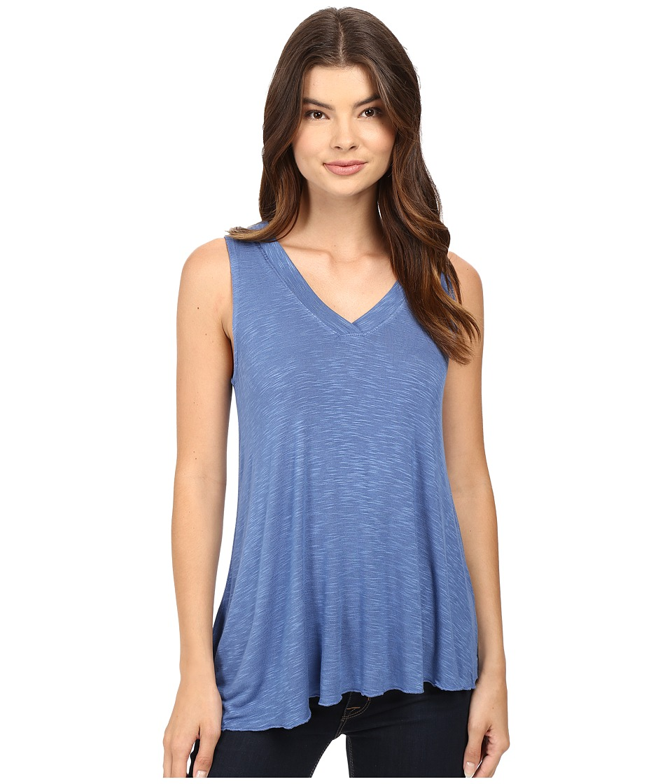 Bench - Bumerang Sleeveless Tee Shirt (Dutch Blue) Women's T Shirt