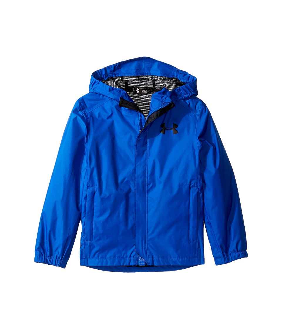 Under Armour Kids - UA Bora Jacket (Big Kids) (Ultra Blue/Black) Boy's Coat