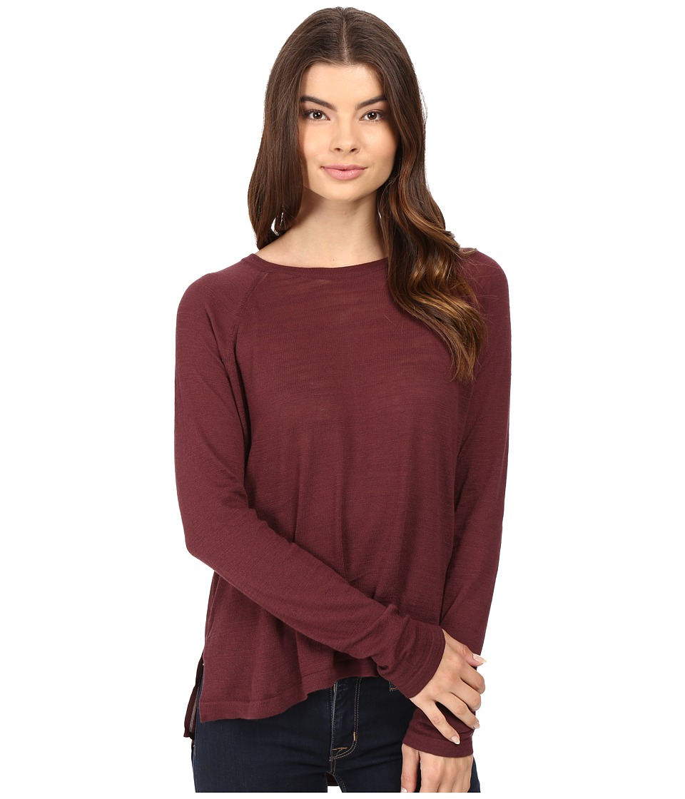Bench - Base High-Low Sweater (Sassafras) Women's Sweater