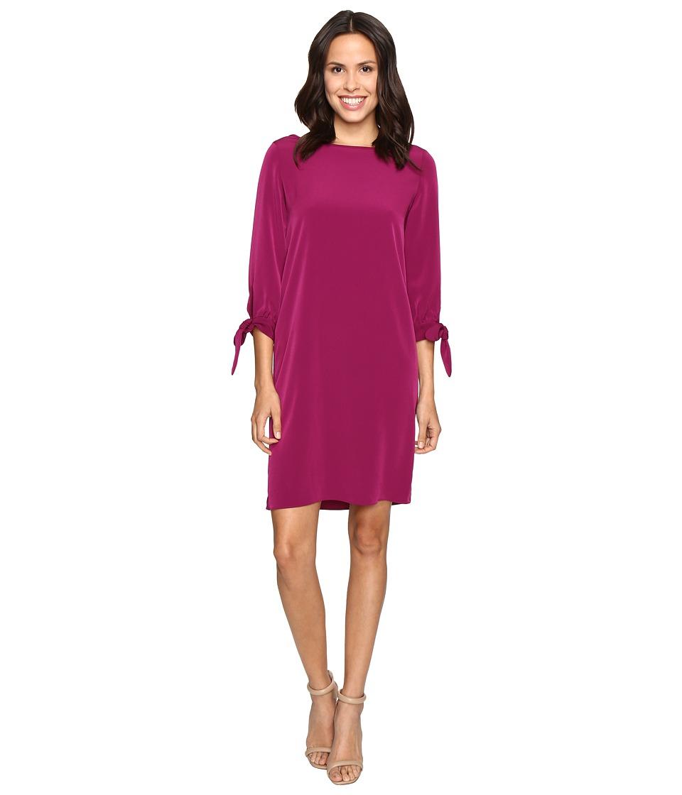 Christin Michaels - Alcoa Dress (Boysenberry) Women's Dress