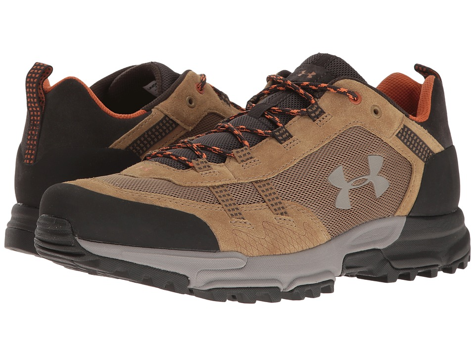 Under Armour - UA Defiance Low (Saddle/Cannon/Pewter) Men's Boots