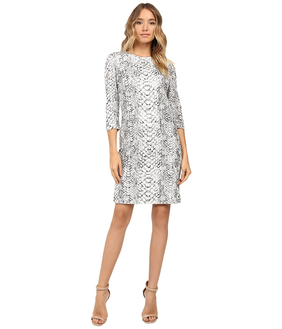 Christin Michaels Annapolis Dress (Grey Multi) Women