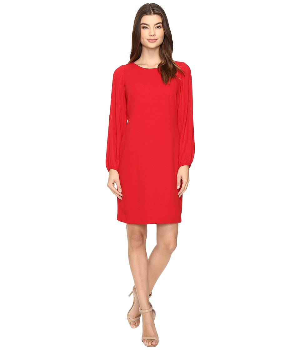 Christin Michaels - Atoka Dress (Red) Women's Dress