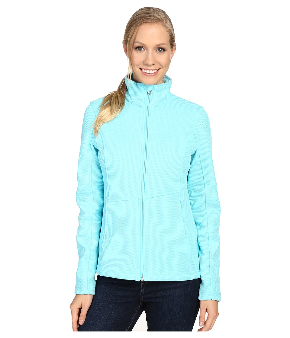 Spyder - Endure Full Zip Mid Weight Sweater (Freeze 1) Women's Sweater