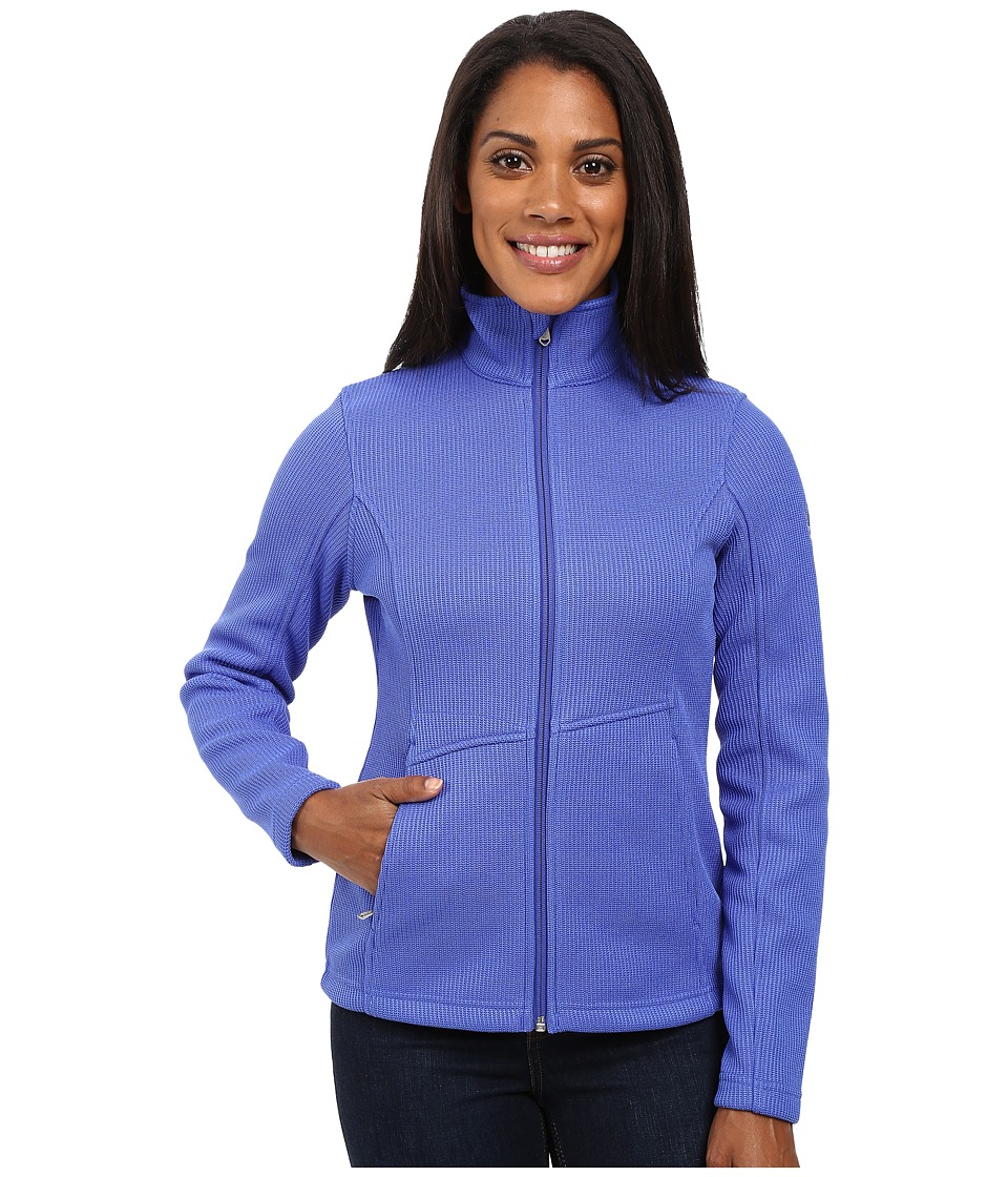 Spyder - Endure Full Zip Mid Weight Sweater (Bling 1) Women's Sweater
