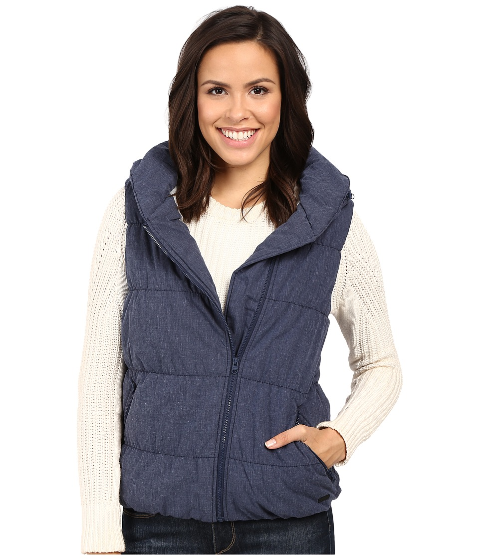 Bench - Trap Vest (Dress Blues Marl) Women's Vest