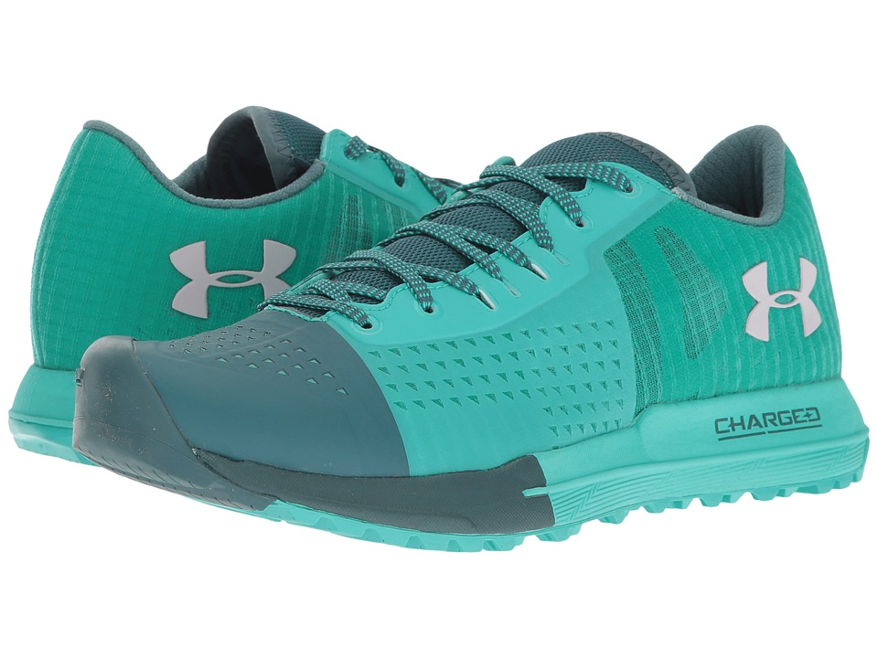 Under Armour - UA Horizon KTV (Neptune/Marlin Blue/Lavender Ice) Women's Boots