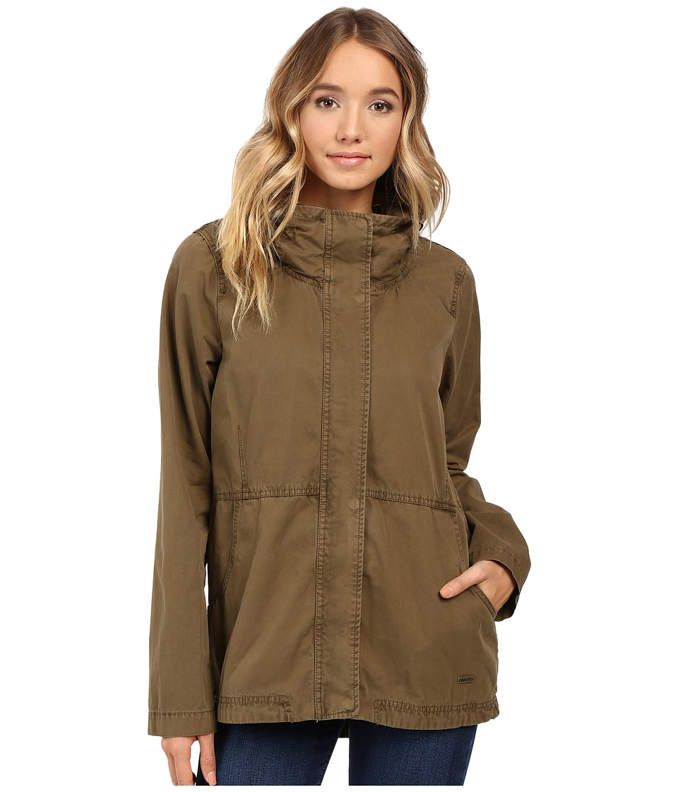 Bench - Dadaist Jacket (Beech) Women's Coat