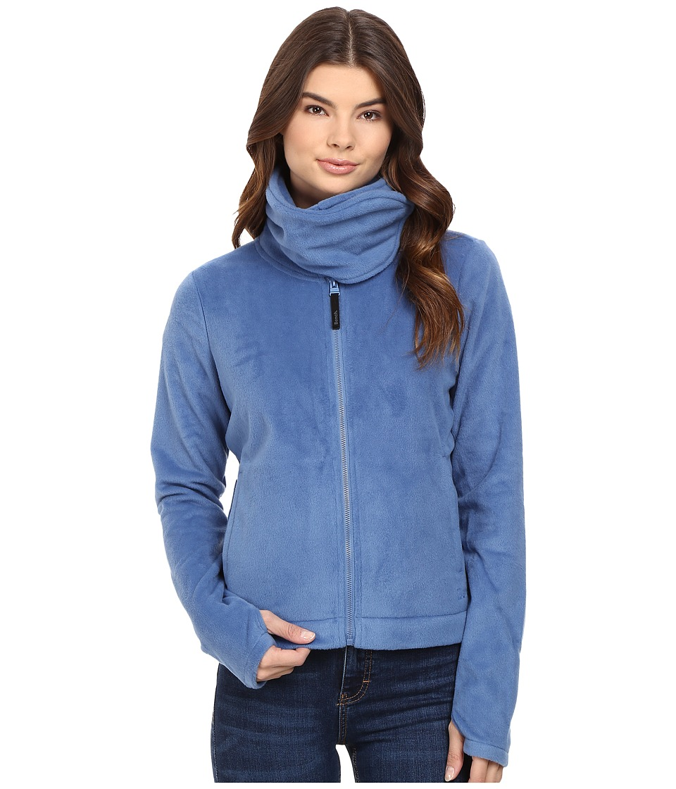 Bench - Difference Funnel Neck Sweatshirt (Dutch Blue) Women's Sweatshirt